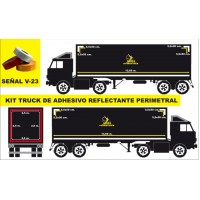 KIT TRUCKS DE CINTA REFLECTANTE PERIMETRAL
