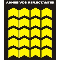 Kit adhesivo reflectante