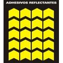 Kit adhesivo reflectante