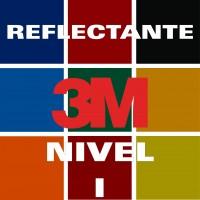 Vinilos reflectantes 3M COLOR Nivel I