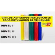 VINILOS REFLECTANTES NIVEL III DE ORALITE